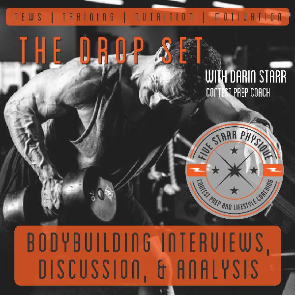 The Drop Set – Episode 113:  BSL & Redcon1 Indictment, Dirty Bulking, Full Day of Eating