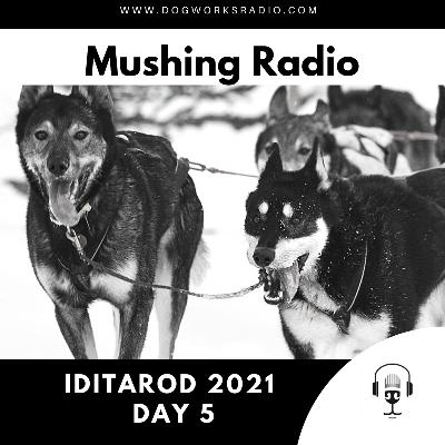 Iditarod 2021 Daily Coverage | Day 5