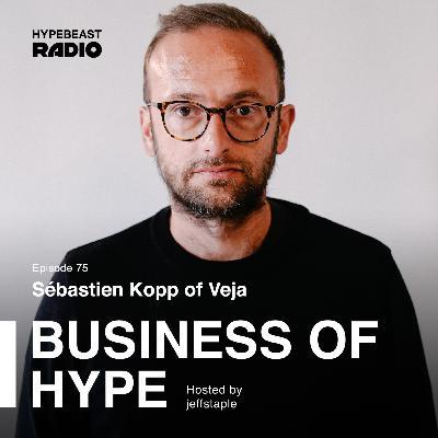Sébastien Kopp of Veja