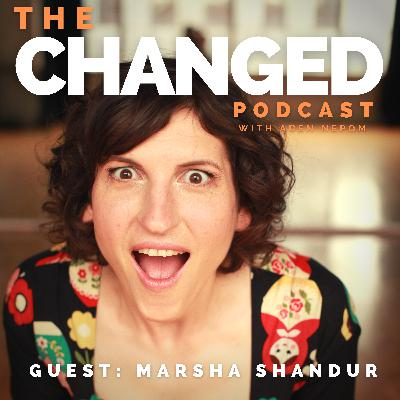 Episode 28 – Marsha Shandur, Storyteller