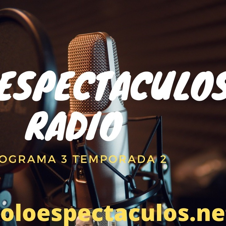 Solo Espectaculos Radio #3 : Robin Good , Sandy Nova, German Barcelo y mas