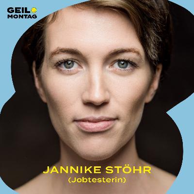 Jannike Stöhr (Jobtesterin): Wie findet man seinen Traumjob?