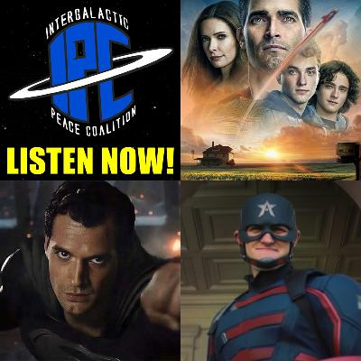 #320: Superman & Lois, Snyder Cut & Falcon And The Winter Soldier First Impressions