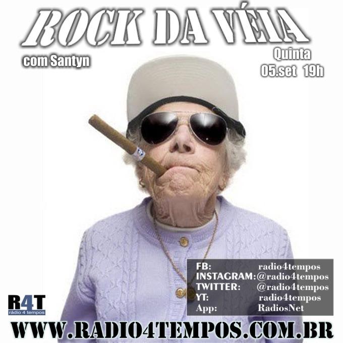 Rádio 4 Tempos - Rock da Véia 67:Rádio 4 Tempos