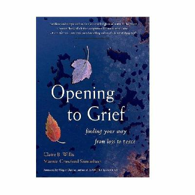 Podcast 820: Opening to Grief: Finding Your Way From Loss to Peace with Claire Willis