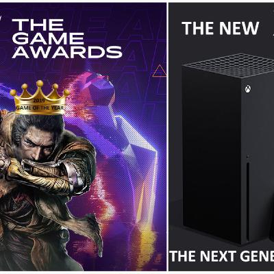 The Game Awards 2019, Xbox One Series X