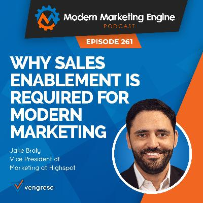 Why Sales Enablement is Required for Modern Marketing