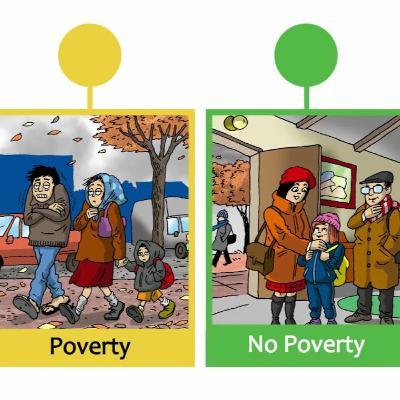 5. Poor people are not 'damaged goods' - Martin Burt