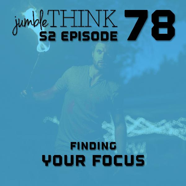 Finding Your Focus with Michael Woodward