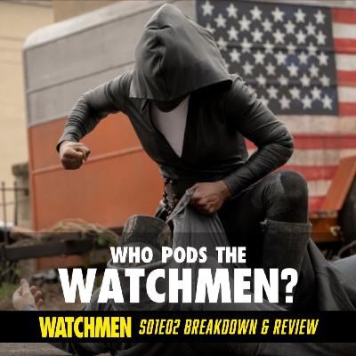 Watchmen (S01E02) 'Martial Feats of Comanche Horsemanship'