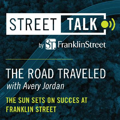 The Road Traveled with Avery Jordan: The Sun Sets on Success at Franklin Street