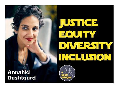 Training the next JEDI leaders - Annahid Dashtgard (45 mins)
