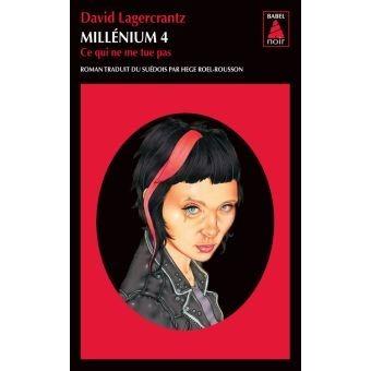 Millenium: Ce qui ne nous tue pas.