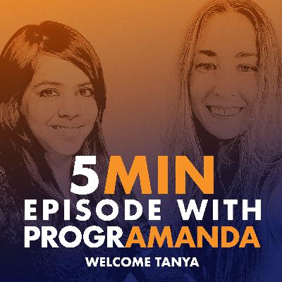 PMP 5Min: Welcome Tanya (ENG)