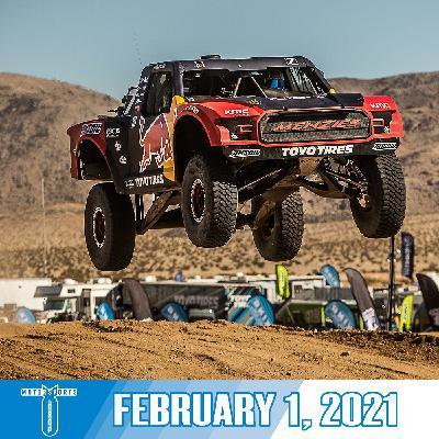 Motorsports Drop- February 1, 2021