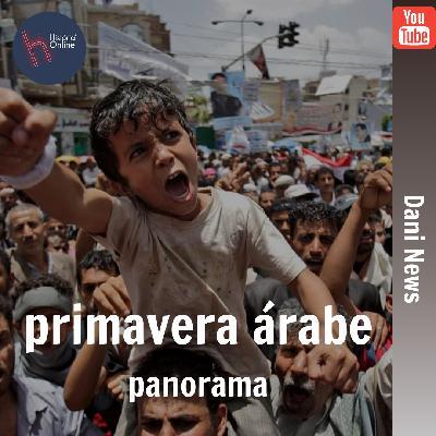 Primavera Árabe: panorama – Dani News (13/07/2020)