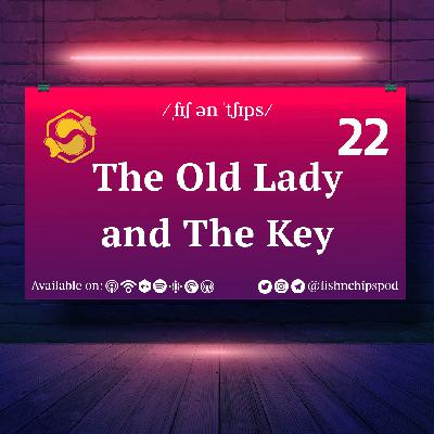 The Old Lady and The Key