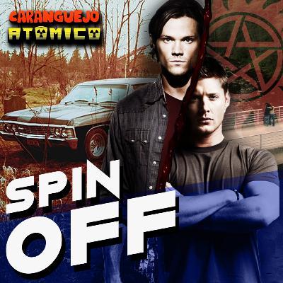 SPIN OFF   Supernatural e o fim da estrada até aqui