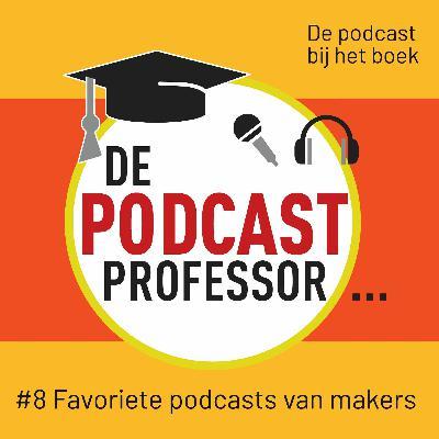 #8 Favoriete podcasts van makers