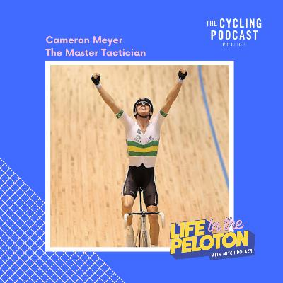 45: Life in the Peloton – Cameron Meyer