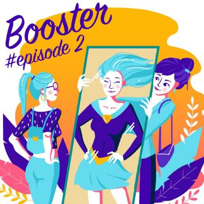 """Booster #2 : Céline Mas : """"Concernant ta carrière, tu dois demander autant que les hommes !"""""""
