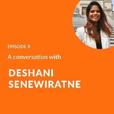 Deshani Senewiratne - Education Advocate and Lawyer