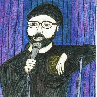 COMEDI NERD Episode # 01 with comedian Dave Merheje