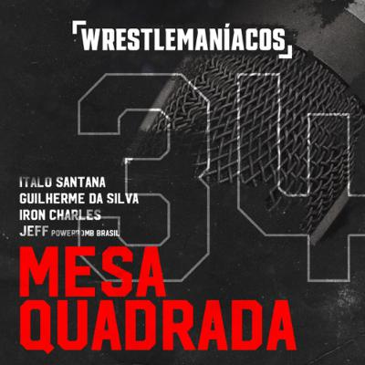 Mesa Quadrada #34 - AEW New Year's Smash (Noite 2)