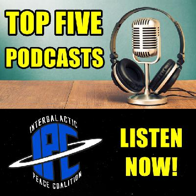 #305: Top Five Podcasts | The IPC Podcast LIVE