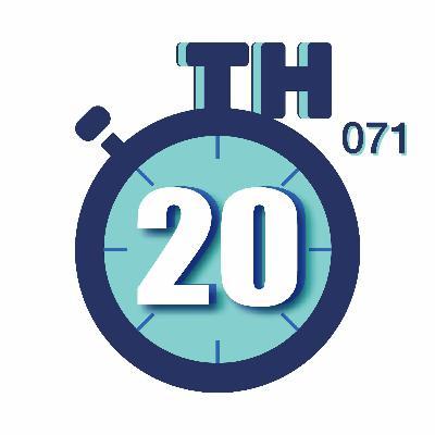 Telehealth 20 Podcast - ep 071 - Dustin Jones, DPT of www.GerosHealth.com