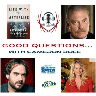 Episode 42: Amy Bruni, Jay Wasley, Stacy Keach, and Deana Carter