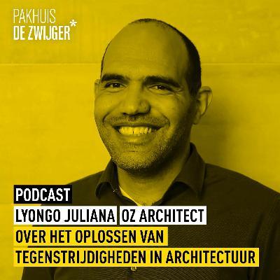 Lyongo Juliana over het oplossen van tegenstrijdigheden in architectuur