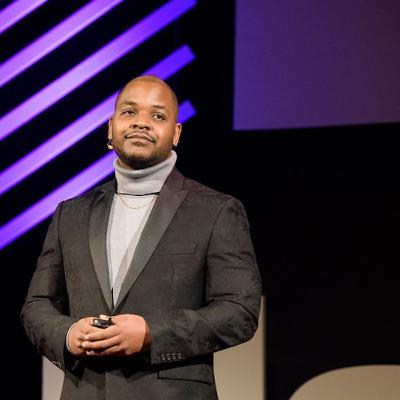 Rahkim Sabree ~ TEDx The Grio ,  Views on 2020 Financial Reboot