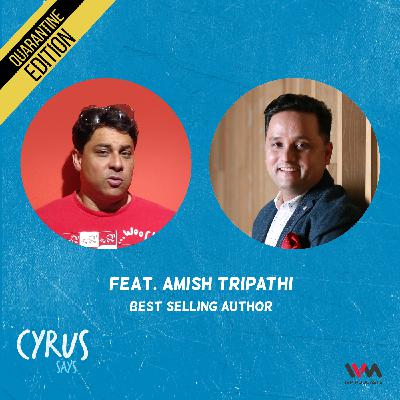 Ep. 543: feat. Amish Tripathi