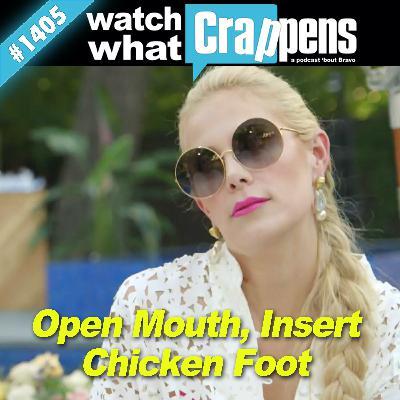 RHOD: Open Mouth, Insert Chicken Foot