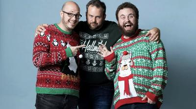 Hallmark and Chill: Christmas Movies with the guys from Deck the Hallmark