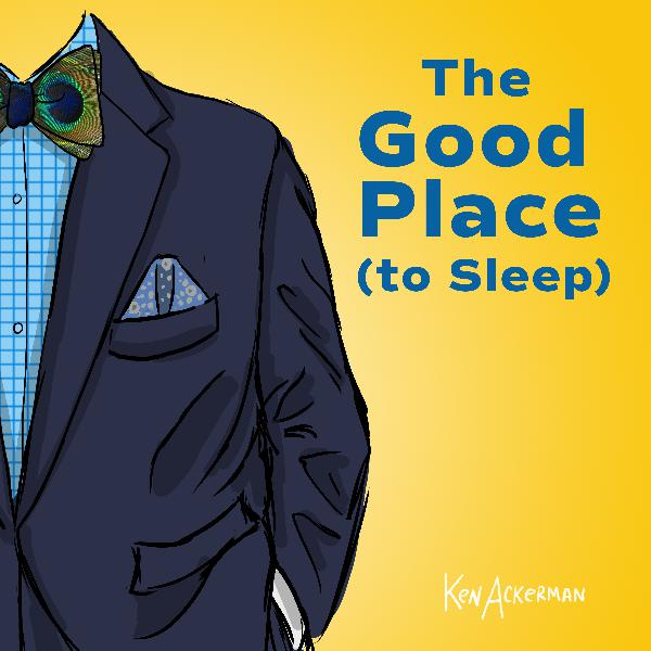 739 - Chidi Sees The Time Knife   The Good Place to Sleep