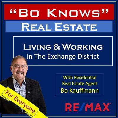 Winnipeg Exchange District - Living and Working