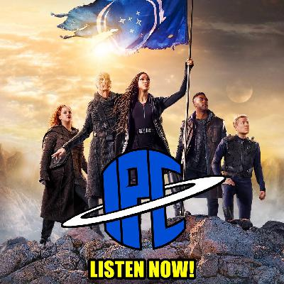 #308: Star Trek Discovery - Season 3 | The IPC Podcast LIVE