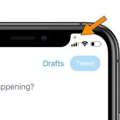 488- New Colored Dots on Your iPhone? Find Out What They Are! (21.09.20)