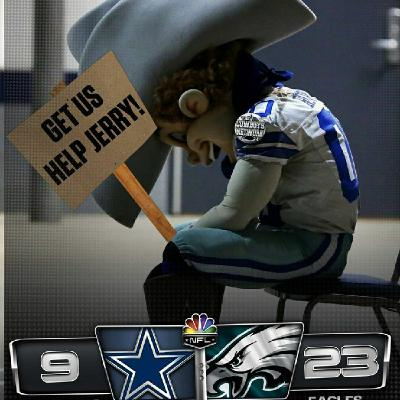 """EP. 199 - """"Attention NFL: No More #Cowboys Games on Primetime"""""""