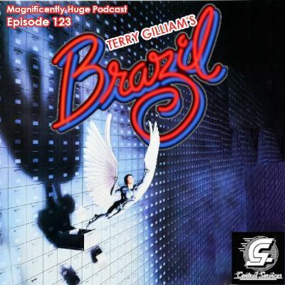 Episode 123 - Terry Gilliam's Brazil