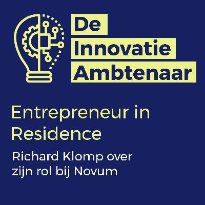 De Entrepreneur in Residence, een belangrijke rol in ons innovatie team