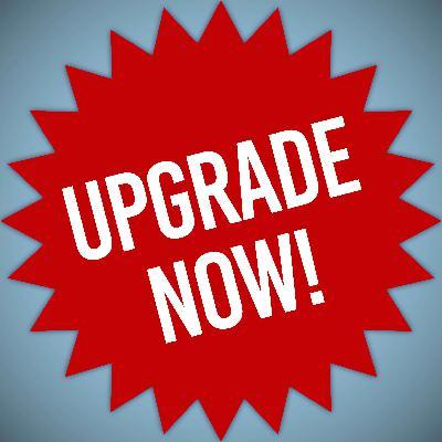 Upgrade Now!