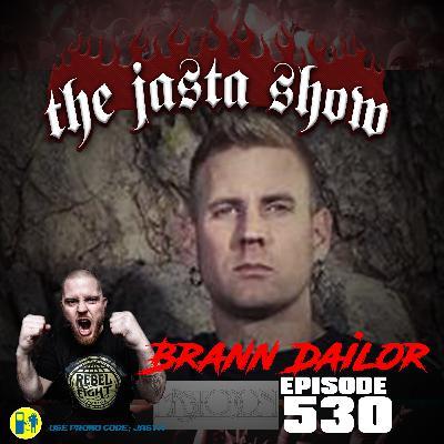 Episode #530 - Brann Dailor (Mastodon)