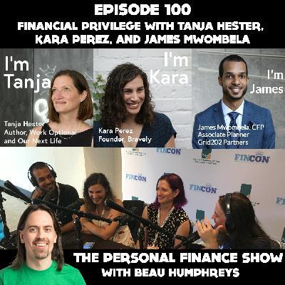 100 - Financial Privilege