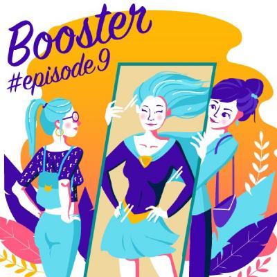 """Booster #9 - Aurélie Jean : """"si tu n'es pas cool, je ne veux pas bosser avec toi"""""""
