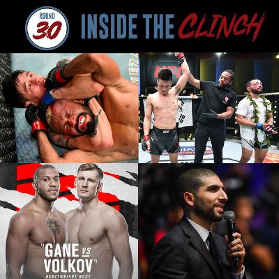 Round 30 - UFC 263 Takeaways | Korean Zombie Takes Out Dan Ige | Anderson Silva Def Julio Cesar Chavez | Kayla Harrison | Volkov vs Gane Preview