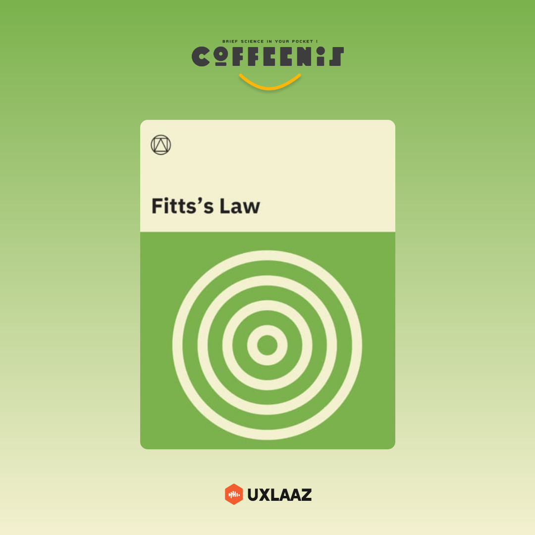 Ep02: Fitt's Law
