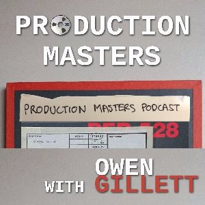 Production Masters Episode 003 - Ian Shepherd